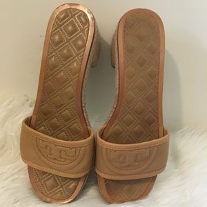 Tory Burch Fleming Espadrilles Mules ❇️make offers